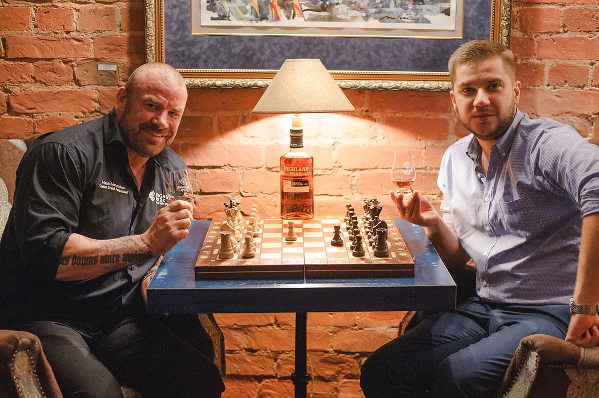 Дегустации виски в Москве