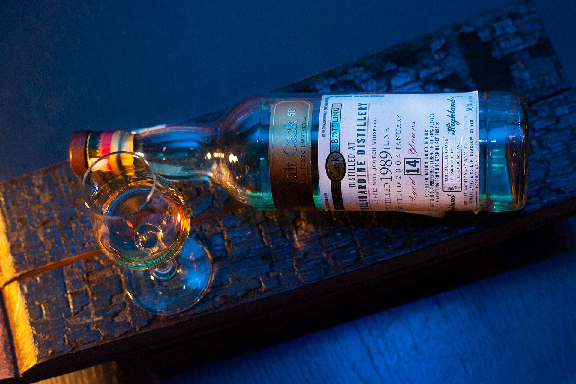 Дегустации виски
