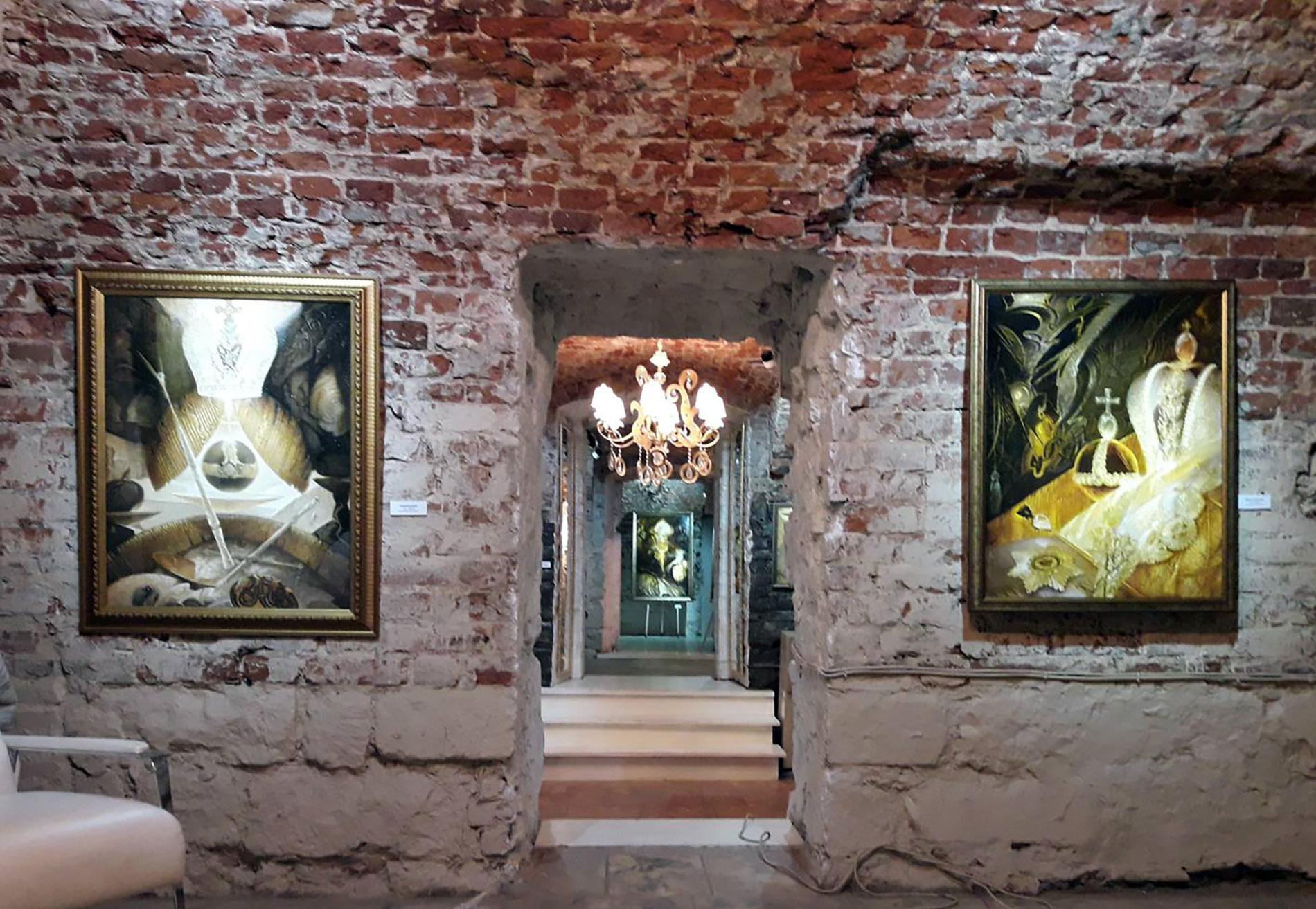 Художественные галереи