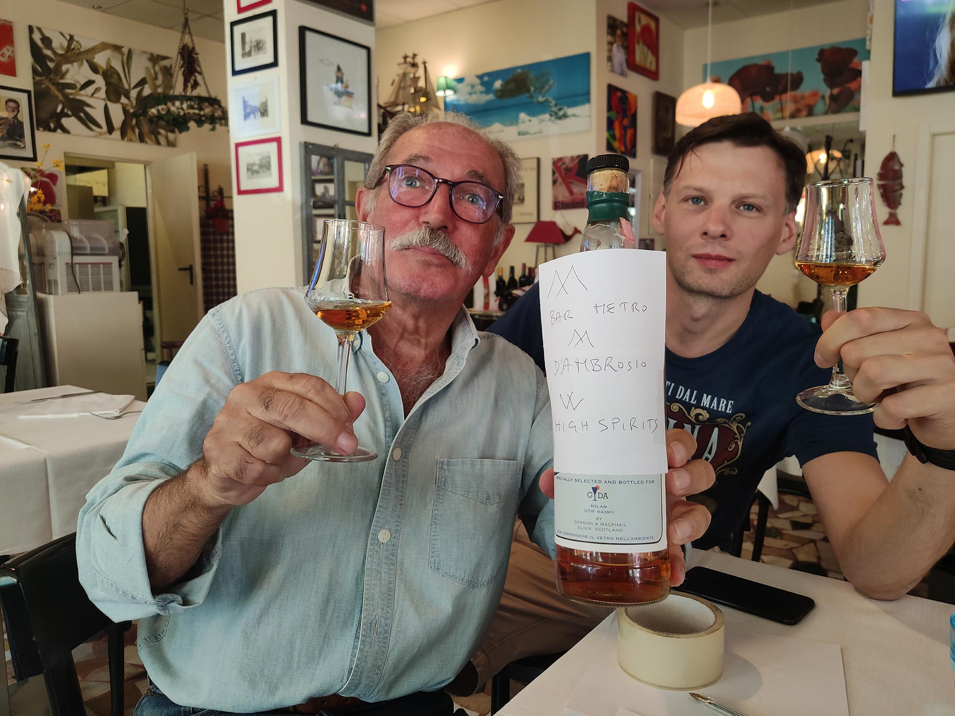 Дегустации напитков,. виски